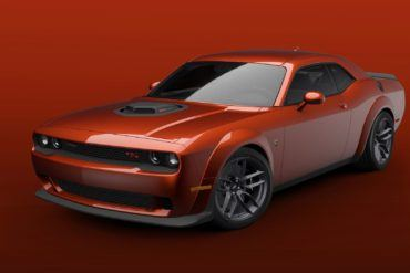 2021 Dodge Challenger RT Scat Pack Shaker Widebody