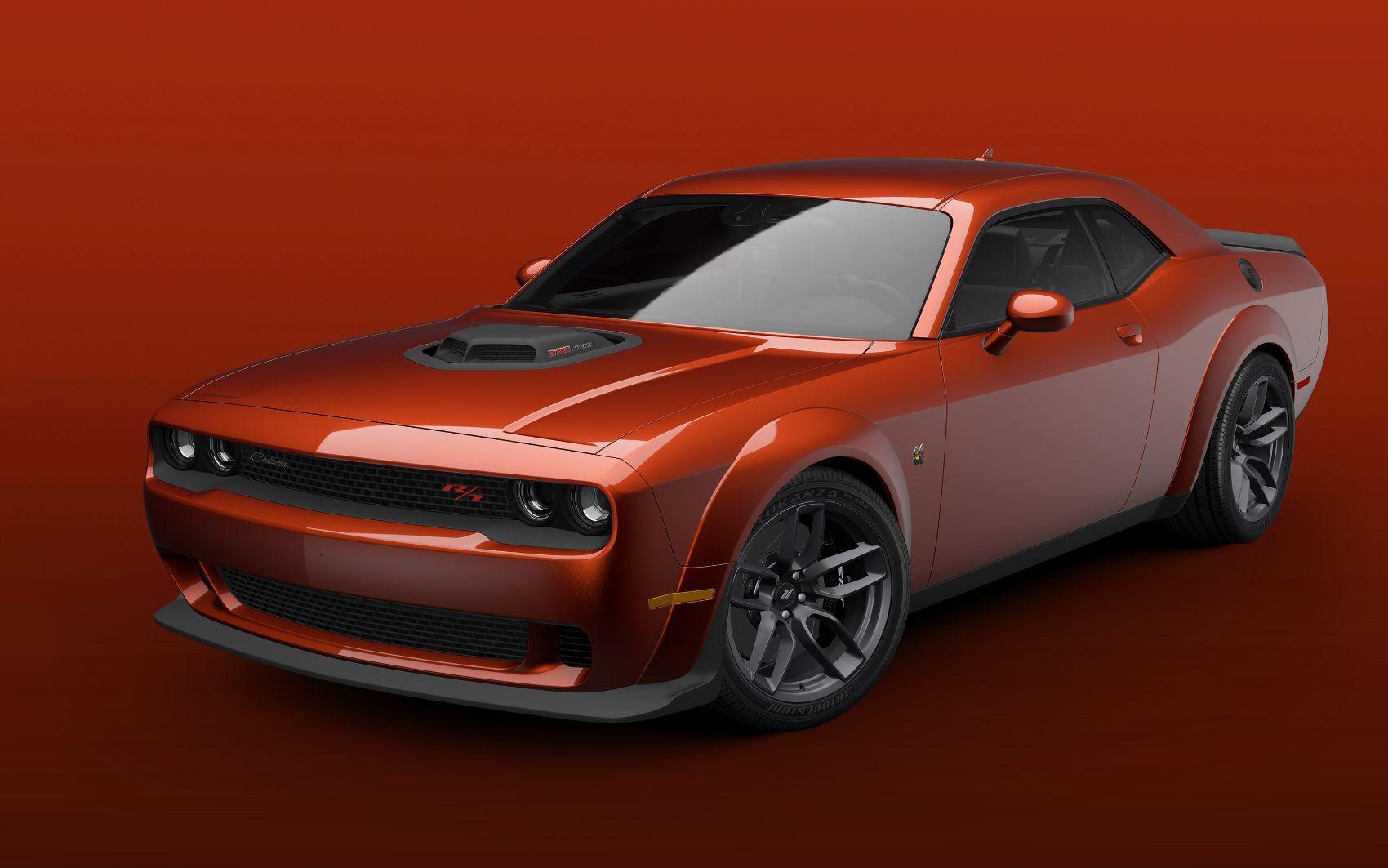 2021 Dodge Challenger RT Scat Pack Shaker Widebody