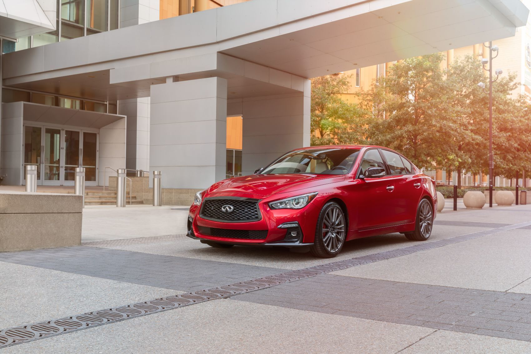 2021 Infiniti Q50: New Colors & Safety Features For This Sporty Sedan