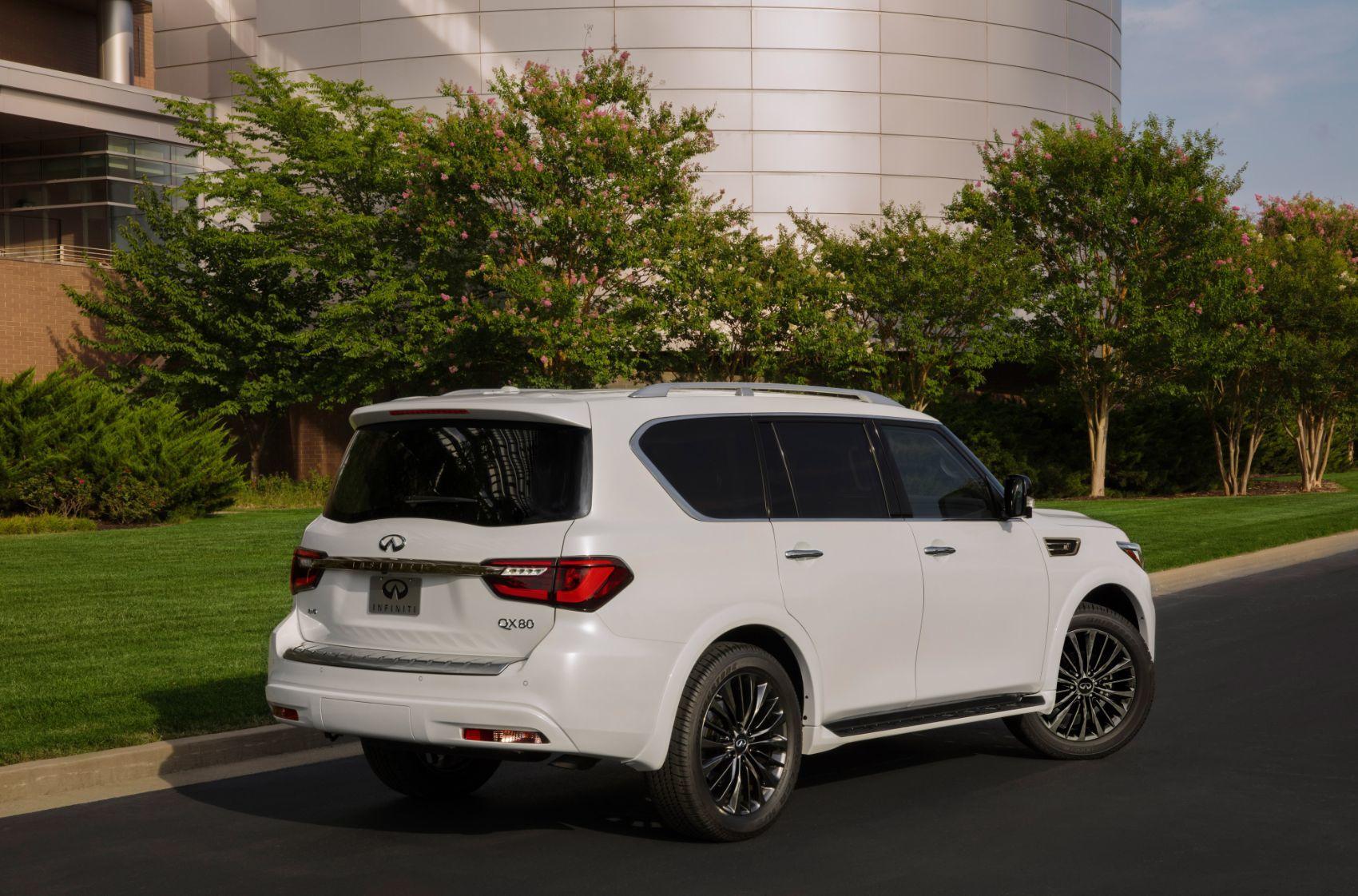 2021 infiniti qx80 trim levels pricing info  other
