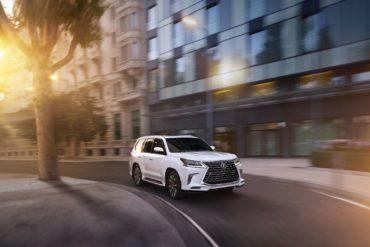 2021 Lexus LX 570: What's New With This Large & Luxurious SUV?