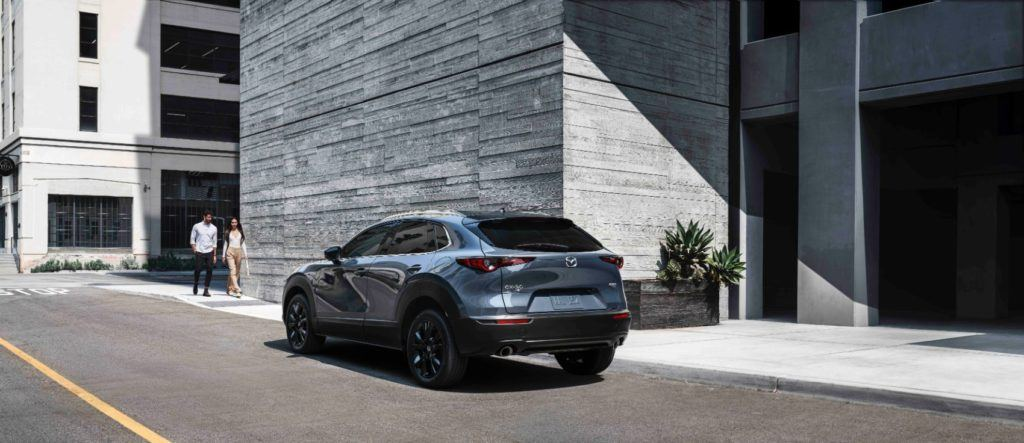 2021 Mazda CX-30 2.5 Turbo.