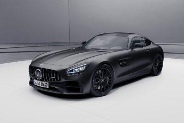 2021 Mercedes-AMG GT Stealth Edition