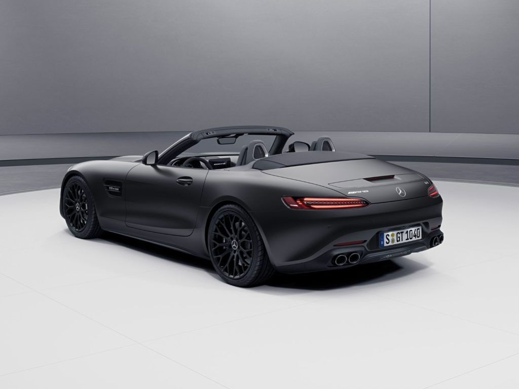 2021 Mercedes AMG GT Stealth Edition 3