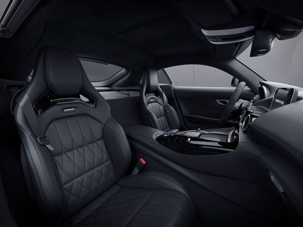 2021 Mercedes AMG GT Stealth Edition 5