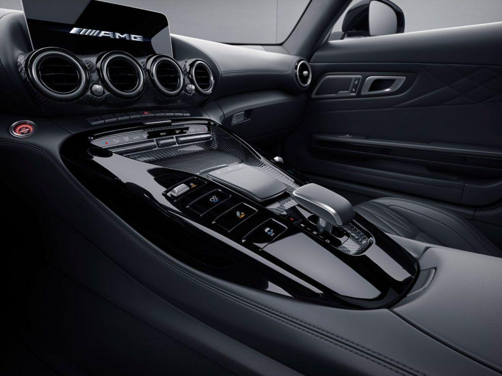 2021 Mercedes AMG GT Stealth Edition 8