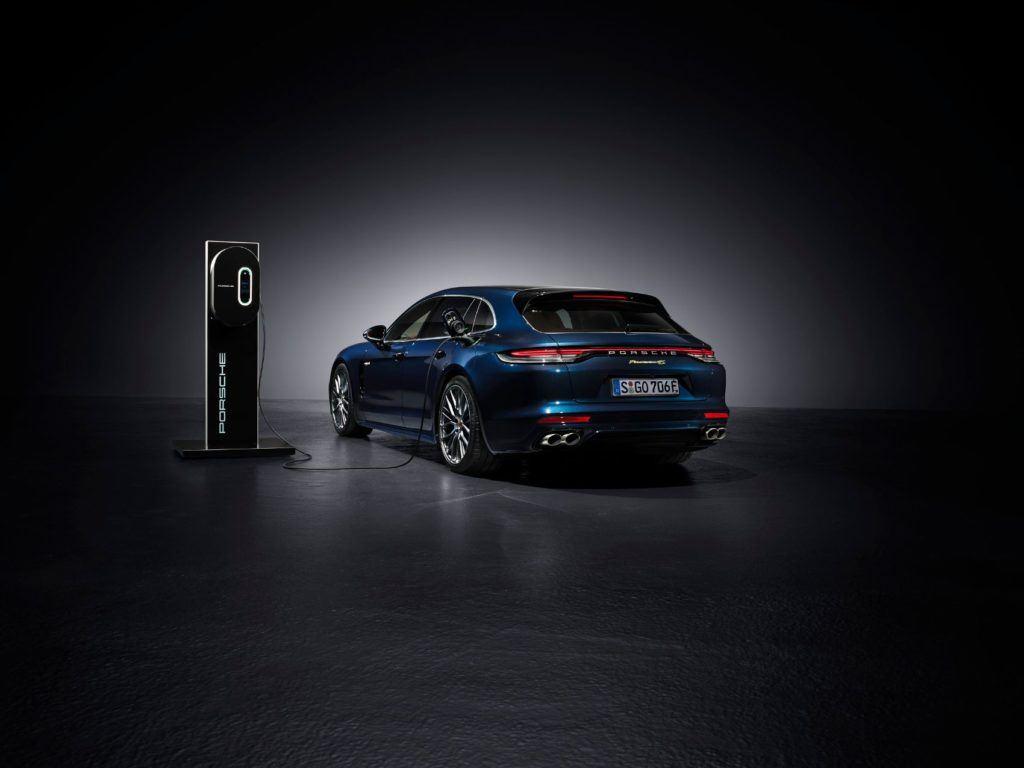 2021 Porsche Panamera 3
