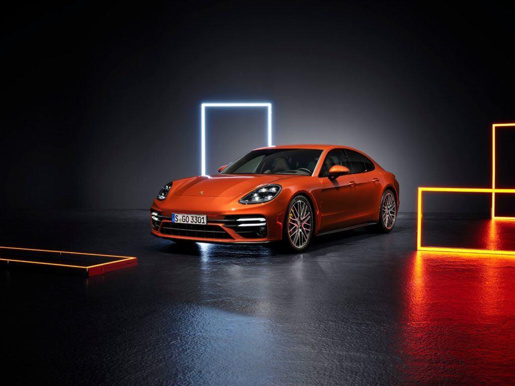 2021 Porsche Panamera 5