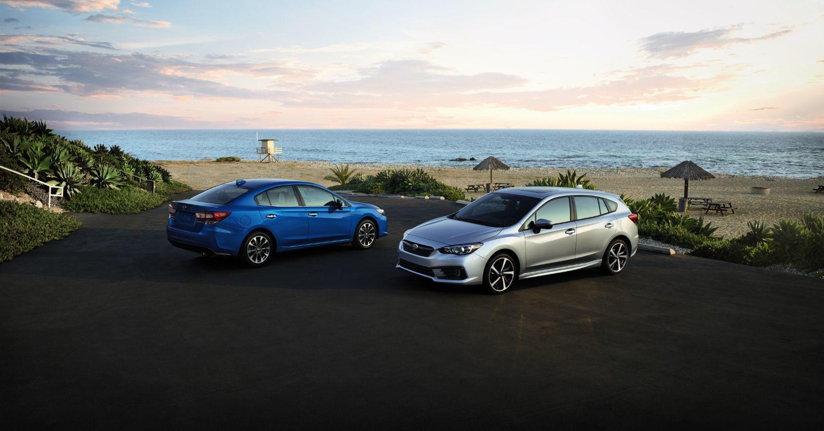2021 Subaru Impreza 1