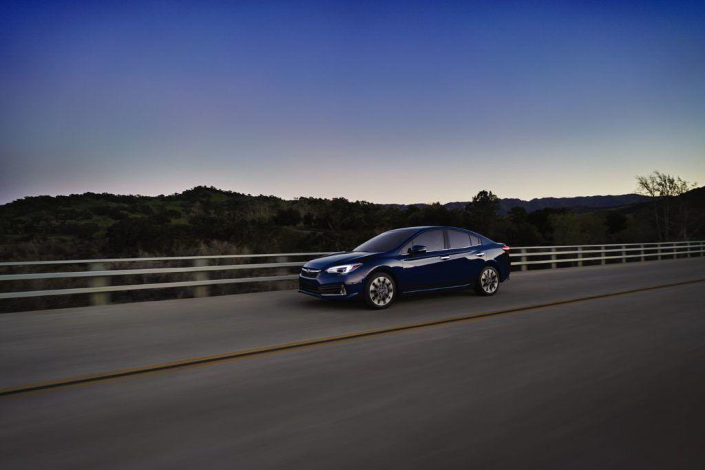 2021 Subaru Impreza