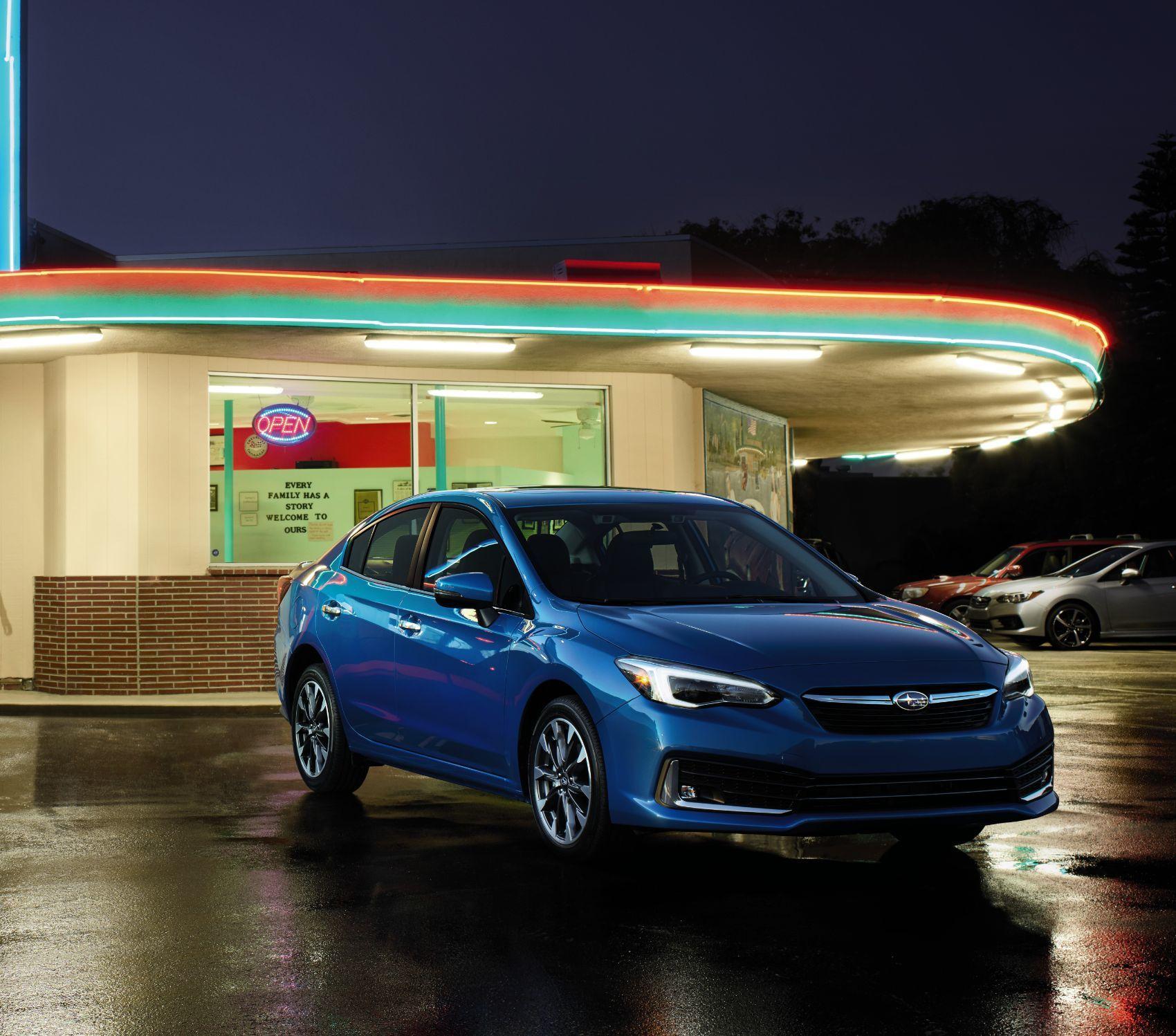 2021 subaru impreza: a complete look at the pricing & trim