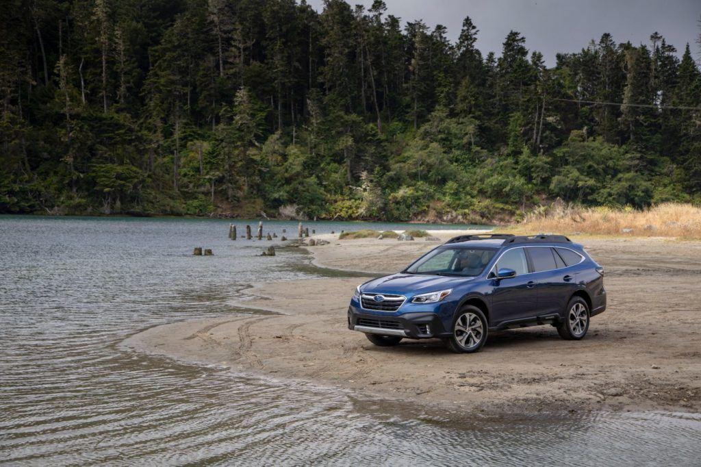 2021 Subaru Outback 10