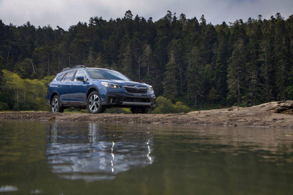 2021 Subaru Outback 12