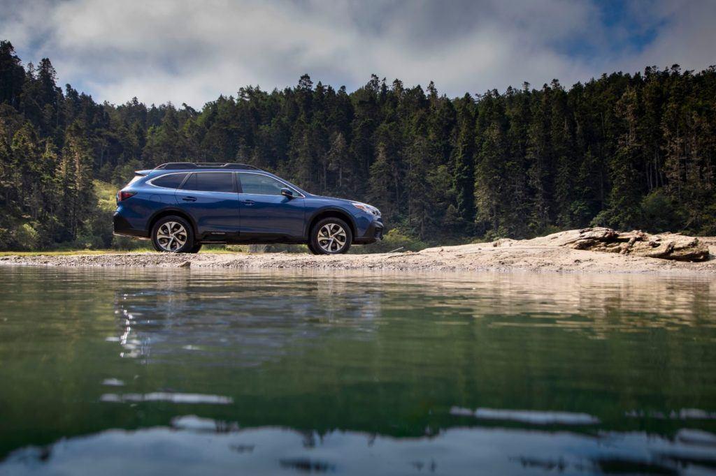 2021 Subaru Outback 14