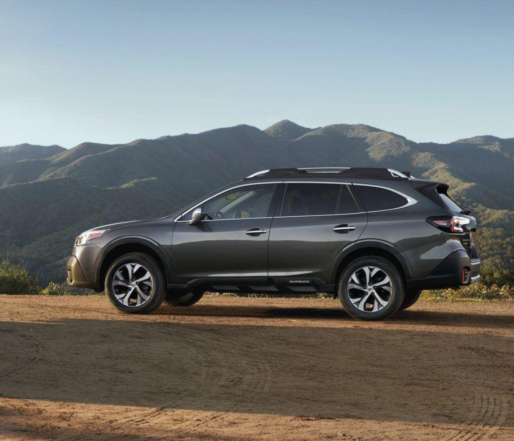 2021 Subaru Outback.