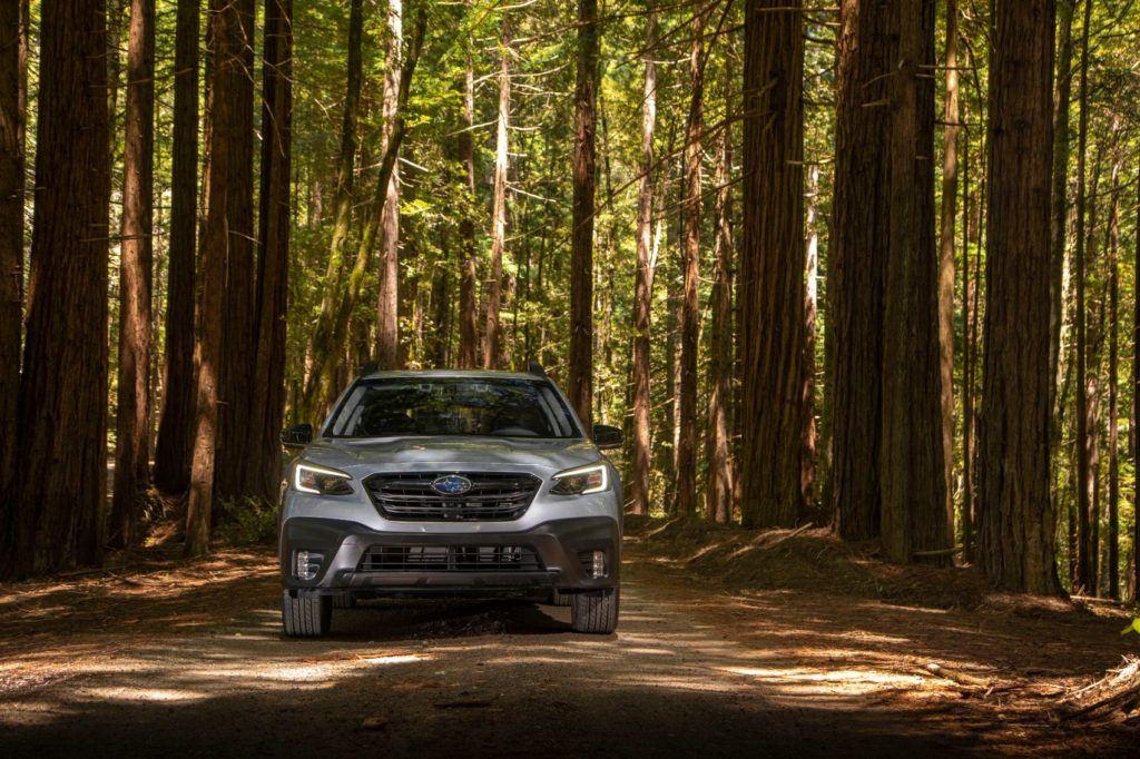 2021 Subaru Outback 20