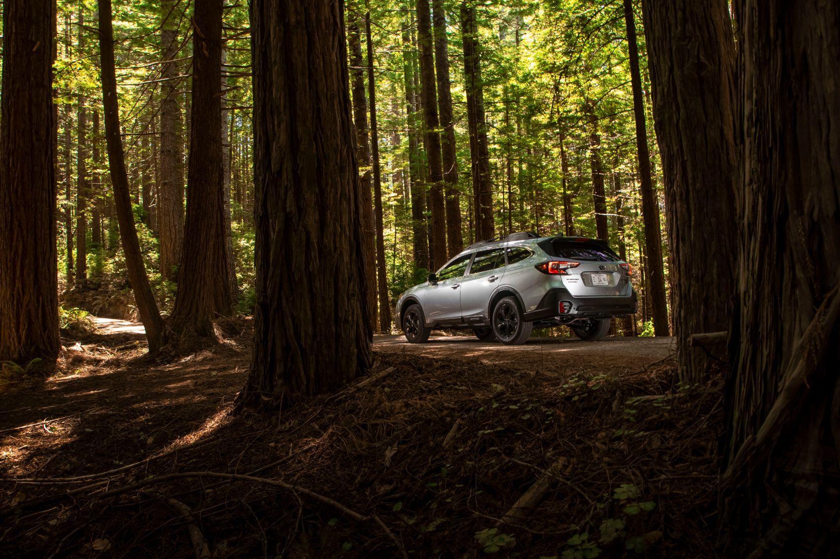 2021 Subaru Outback 21