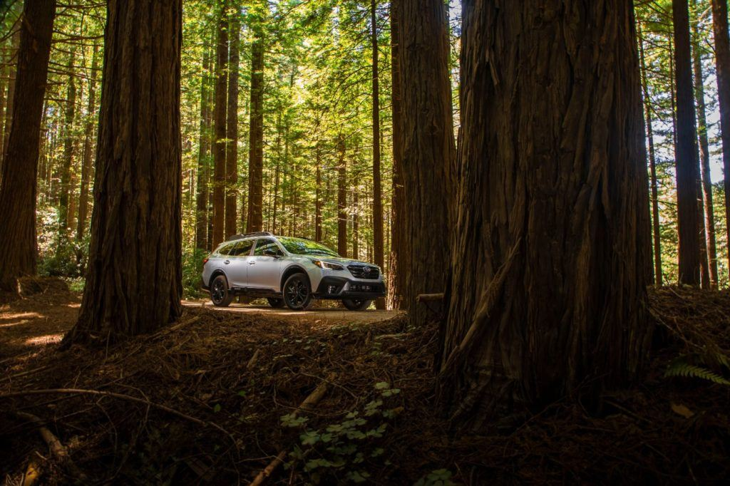 2021 Subaru Outback 22