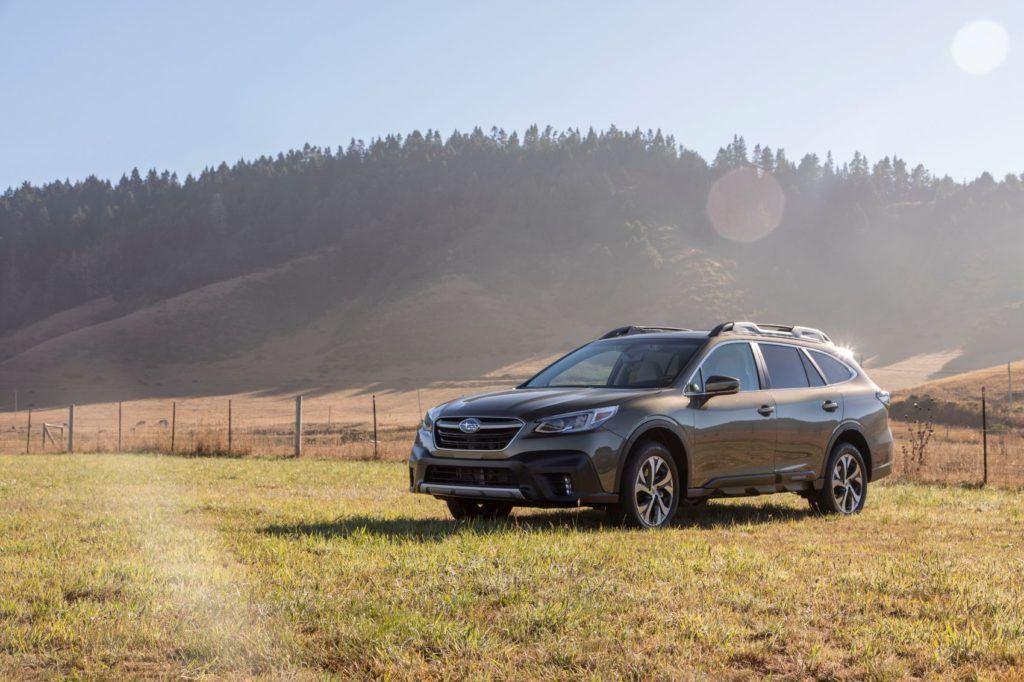 2021 Subaru Outback 24