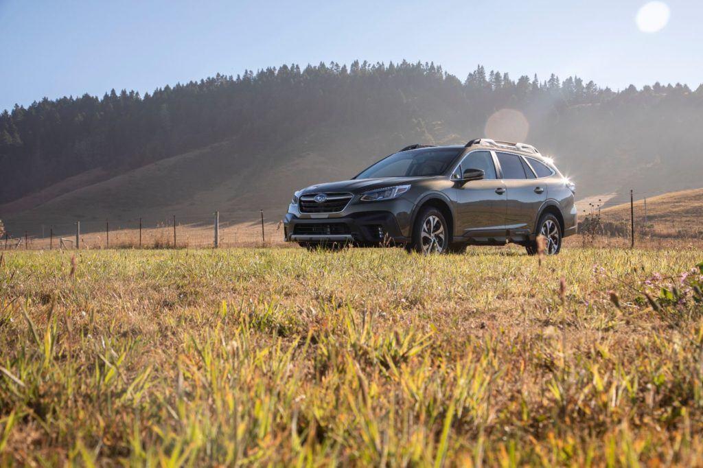 2021 Subaru Outback 25
