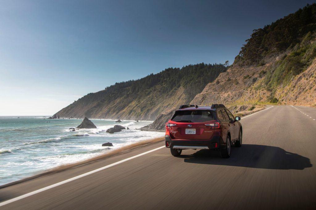 2021 Subaru Outback 31