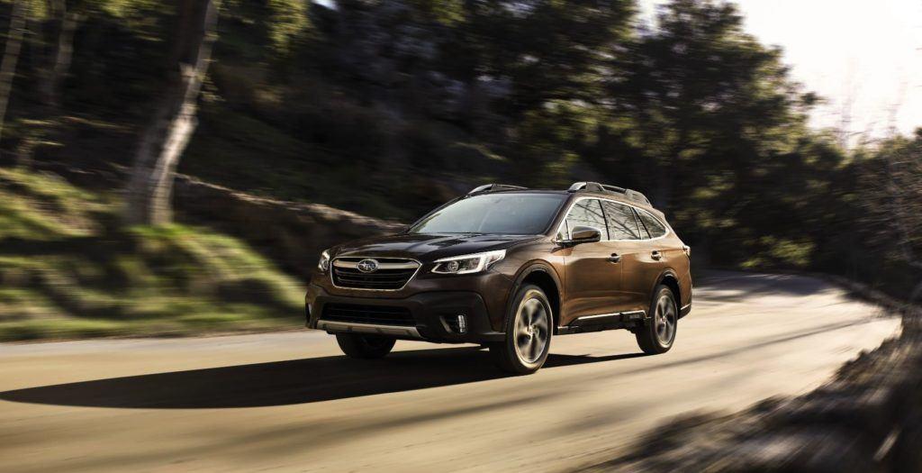 2021 Subaru Outback 6