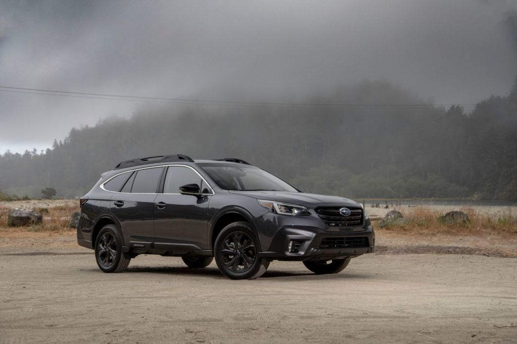 2021 Subaru Outback 8