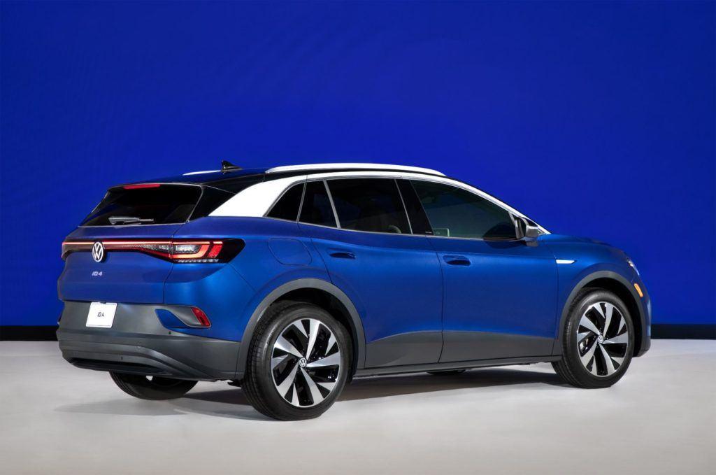 2021 Volkswagen ID 16