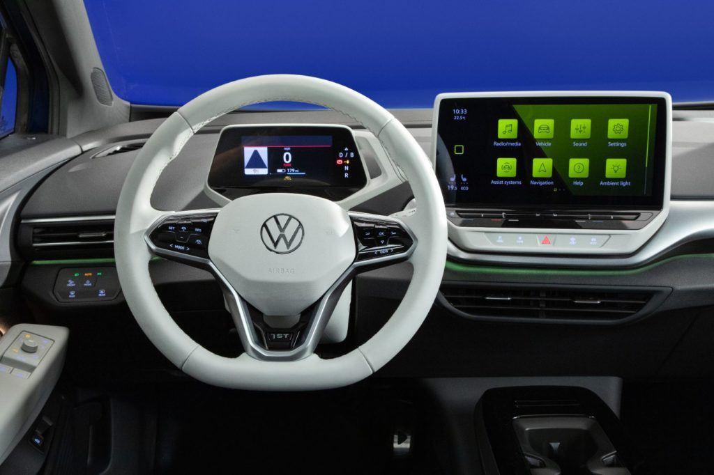 2021 Volkswagen ID 19