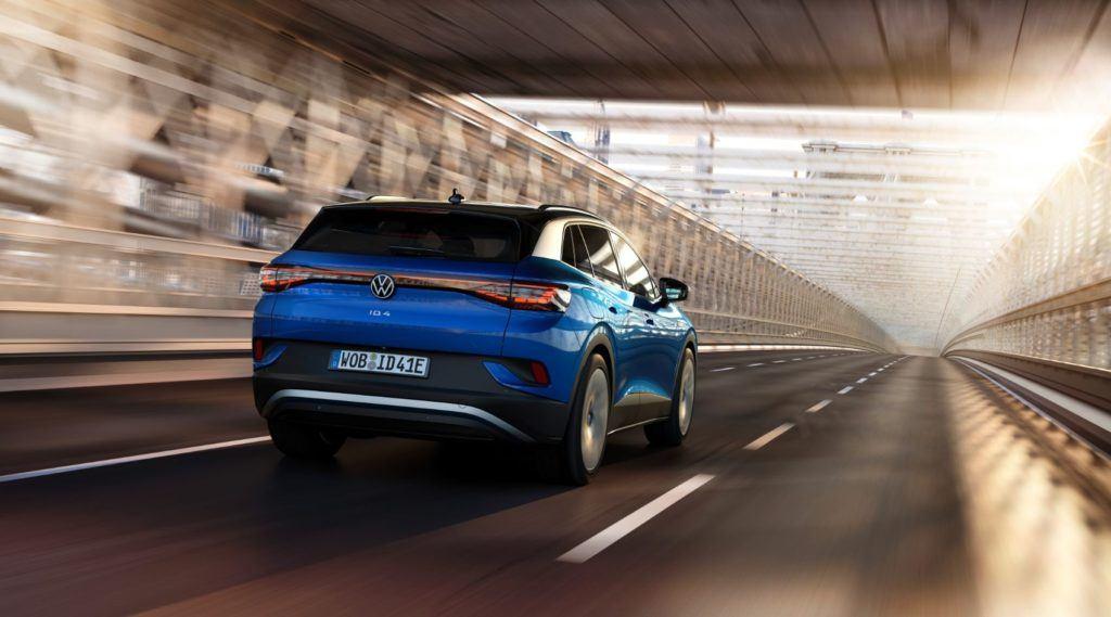 2021 Volkswagen ID 24
