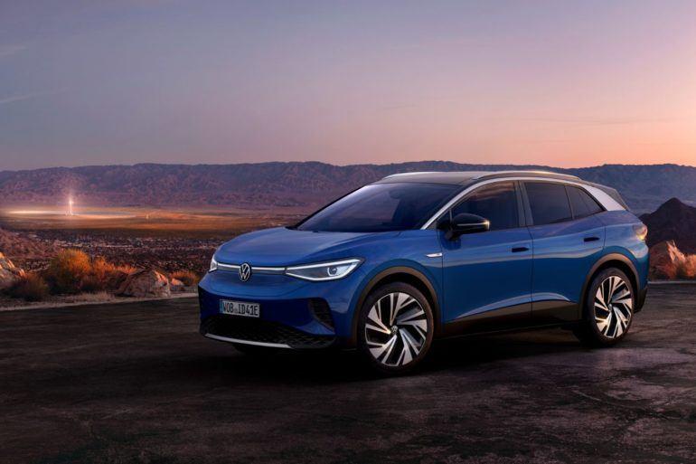 2021 Volkswagen ID 28