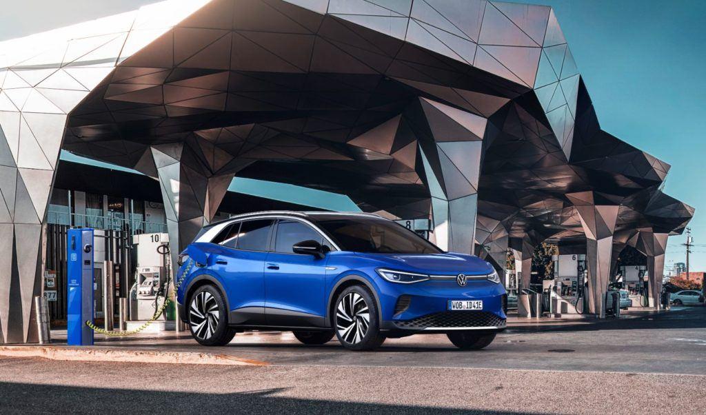 2021 Volkswagen ID.4.