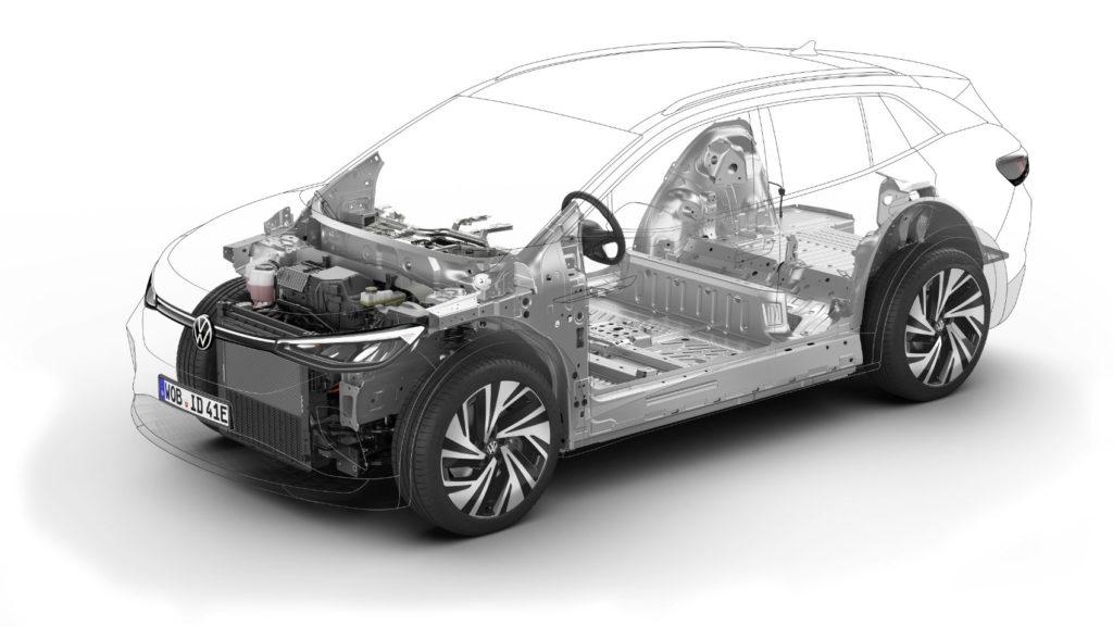 2021 Volkswagen ID 32