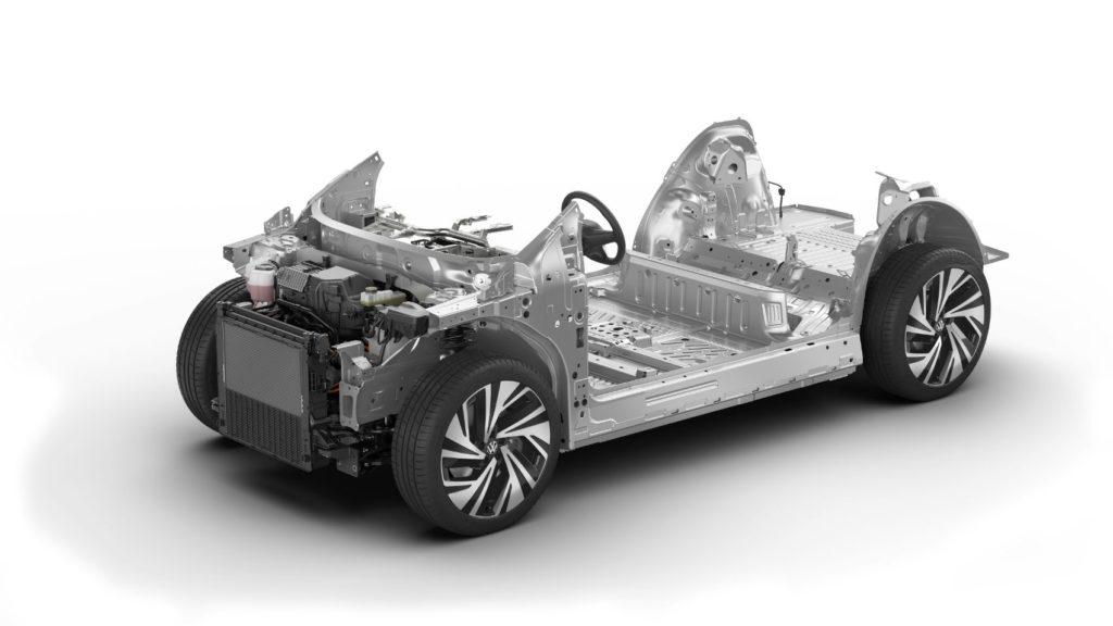 2021 Volkswagen ID 33