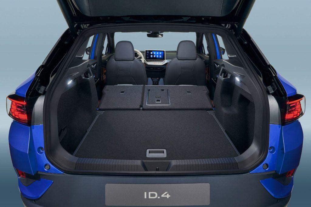 2021 Volkswagen ID 43