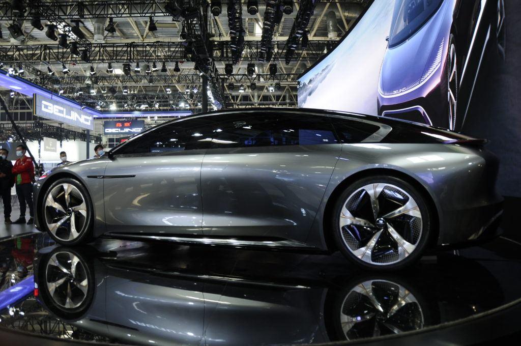 Beijing Radiance Concept EV 2