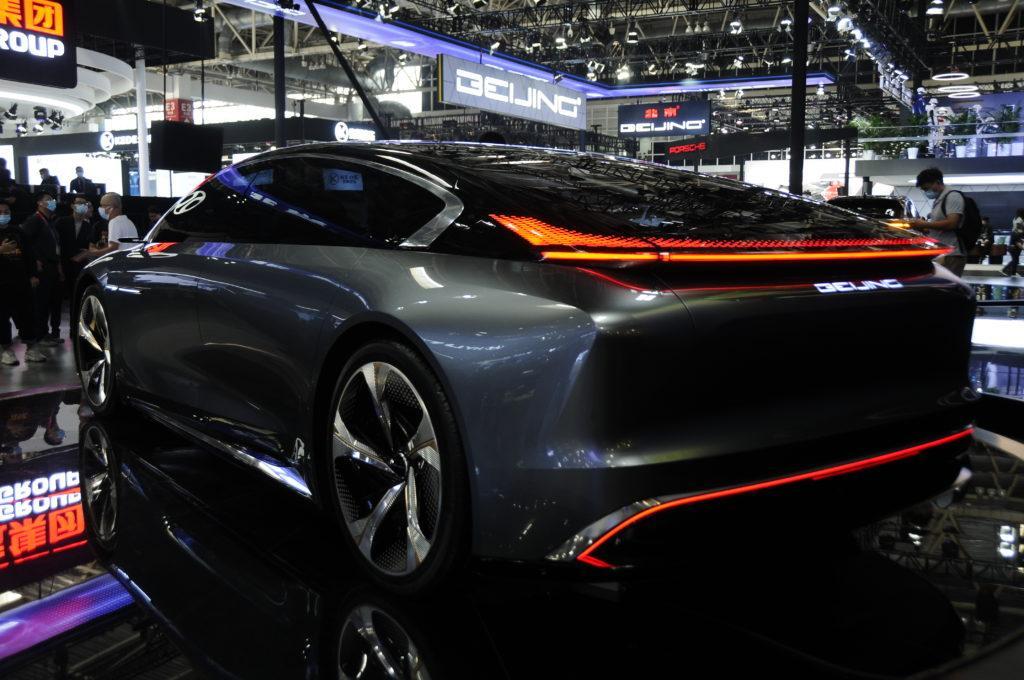 Beijing Radiance Concept EV 3