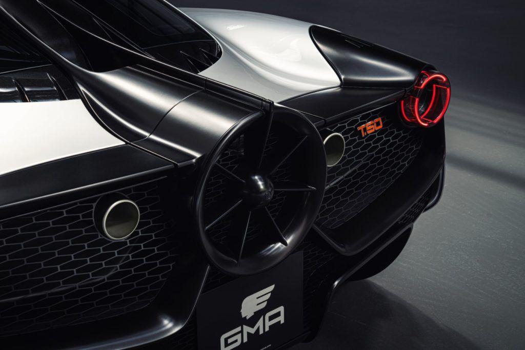 GMA T50 2