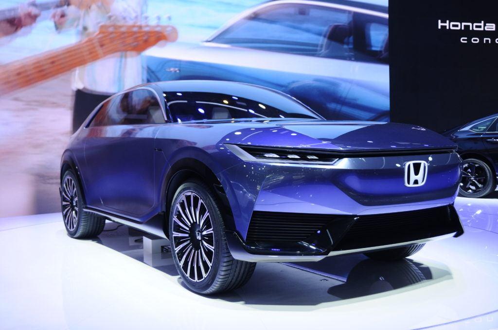 Honda SUV e Concept 1