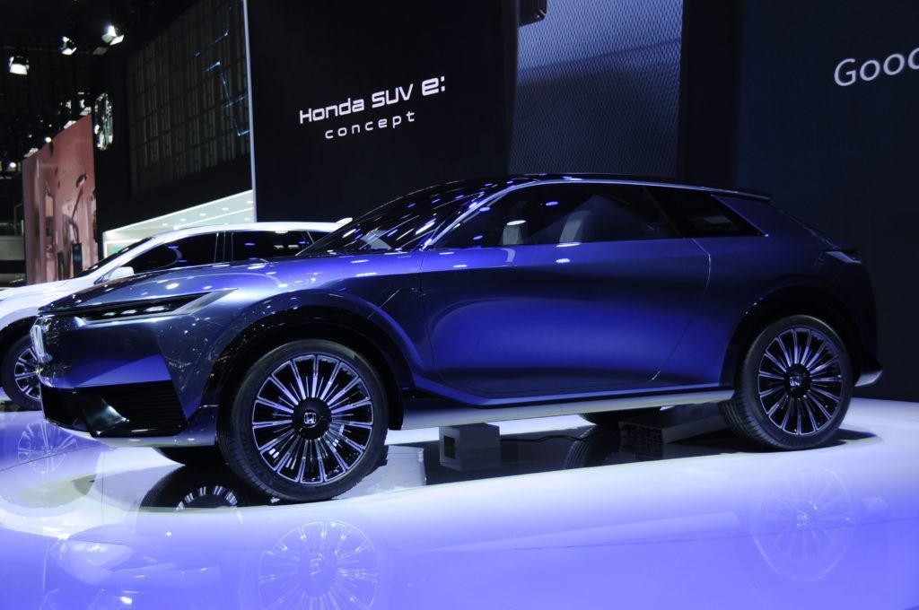 Honda SUV e Concept 2