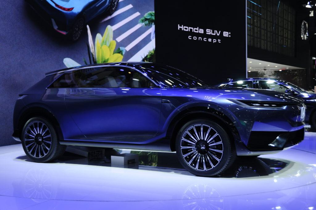 Honda SUV e Concept 3