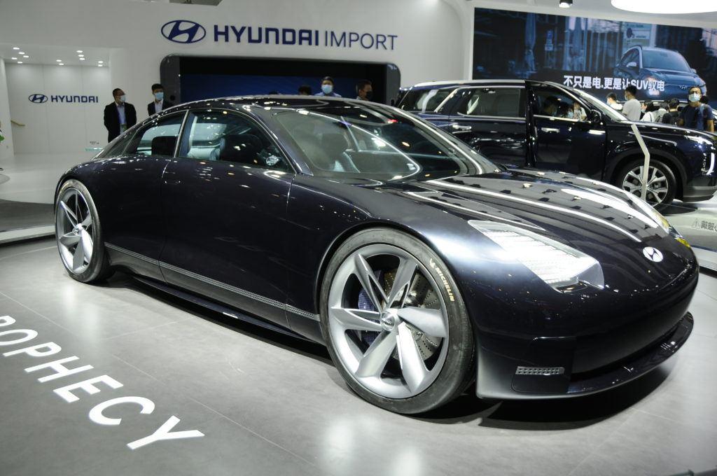 Hyundai Prophecy 1