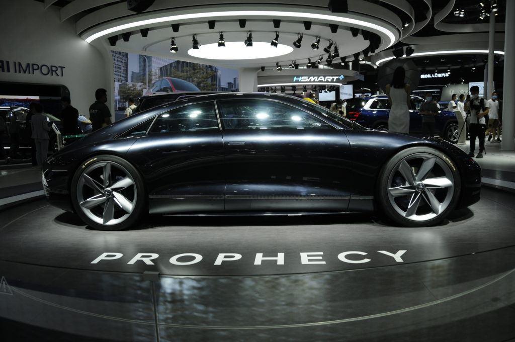 Hyundai Prophecy 3