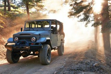 ICON Land Cruiser 1