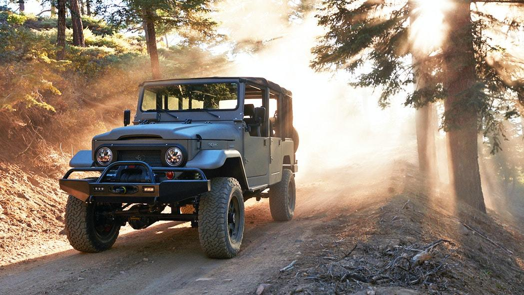 Enter to Win This Custom ICON FJ44 Land Cruiser & $20,000 Cash!