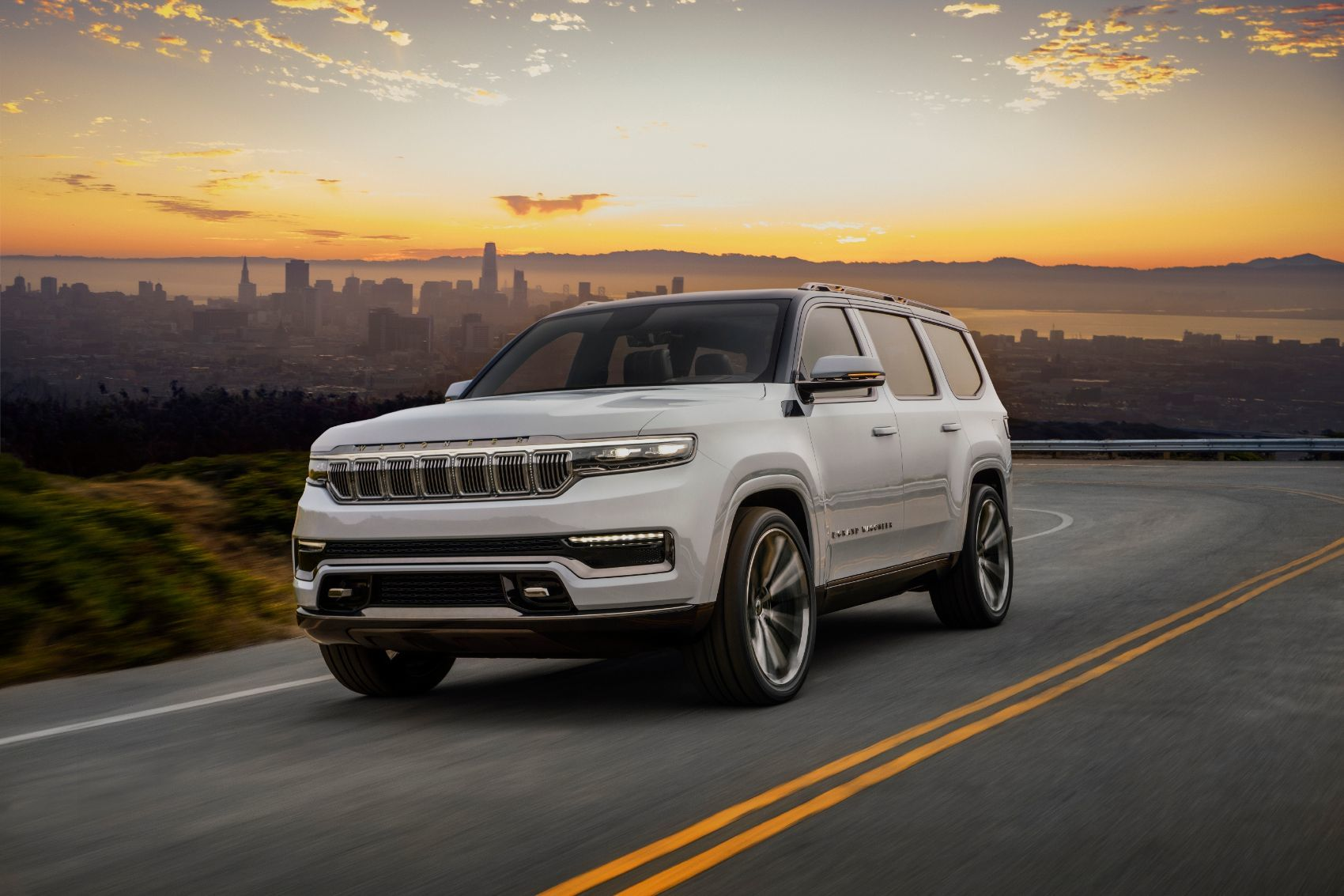 Jeep Grand Wagoneer Concept 1