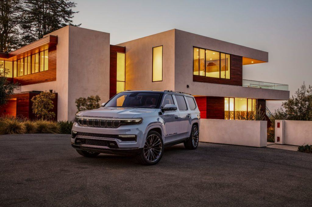Jeep Grand Wagoneer Concept 12