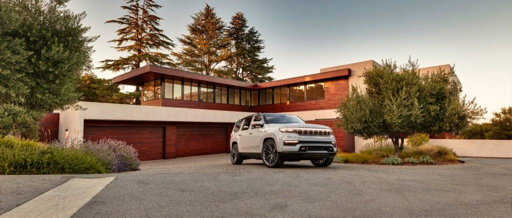 Jeep Grand Wagoneer Concept 15