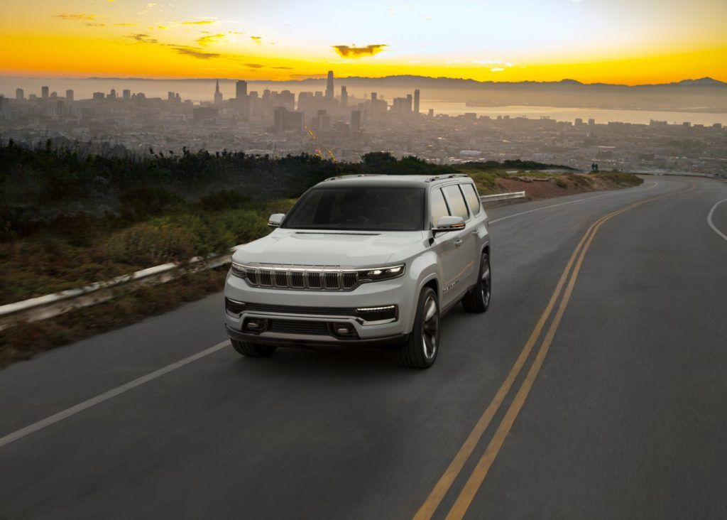 Jeep Grand Wagoneer Concept 2