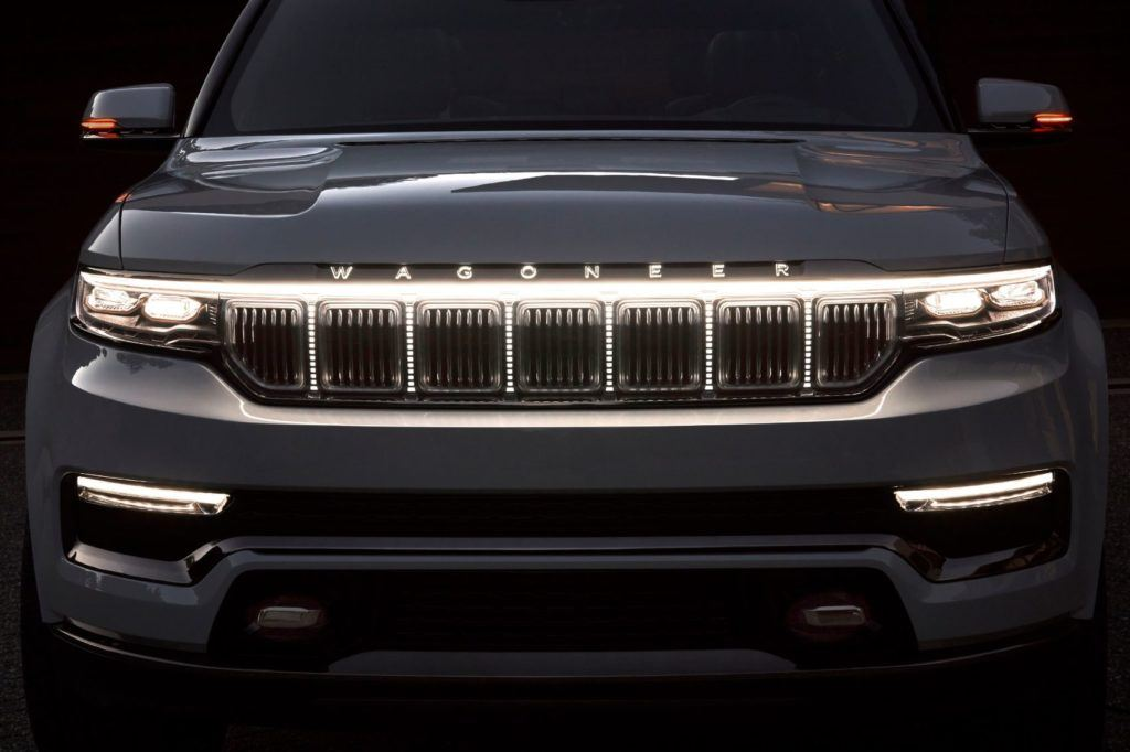 Jeep Grand Wagoneer Concept 33
